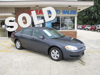 2008 Chevrolet Impala LT in Medina OHIO, 44256
