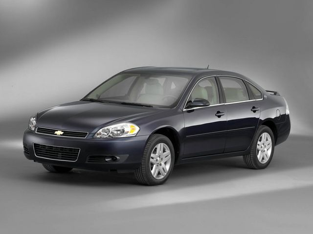 2008 Chevrolet Impala LT in Medina, OHIO 44256
