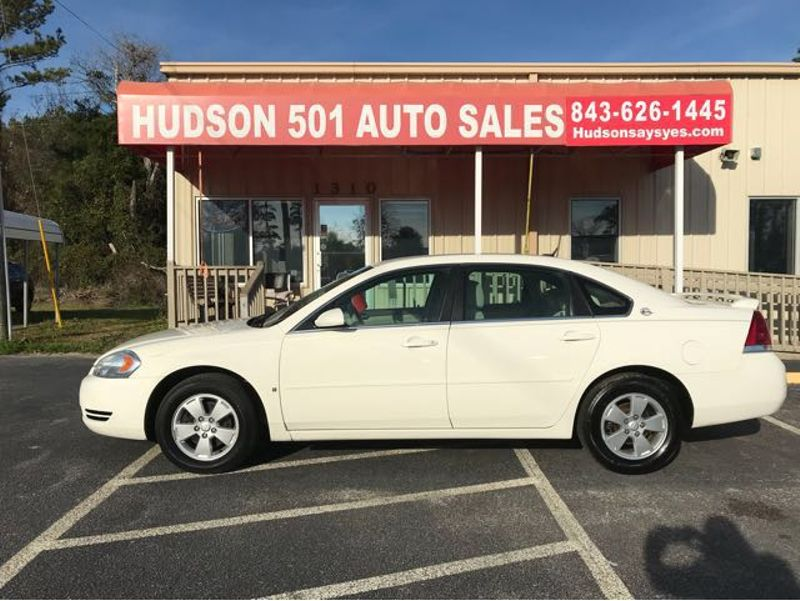 2008 Chevrolet Impala LT | Myrtle Beach, South Carolina | Hudson Auto Sales in Myrtle Beach South Carolina