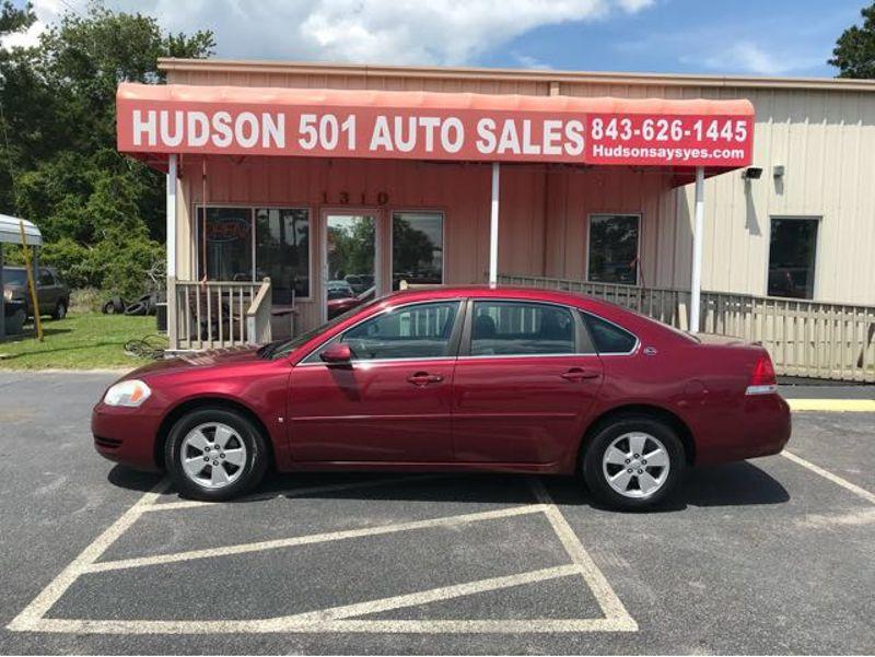 2008 Chevrolet Impala LT | Myrtle Beach, South Carolina | Hudson Auto Sales in Myrtle Beach South Carolina