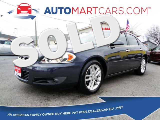 2008 Chevrolet Impala LTZ | Nashville, Tennessee | Auto Mart Used Cars Inc. in Nashville Tennessee