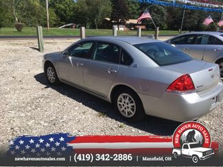 2008 Chevrolet Impala Police Unmarked in Mansfield, OH 44903