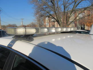 2008 Chevrolet Impala Police w/ Equipment Patrol Ready LED lightbar 2 Digital Cameras Radio St. Louis, Missouri 12