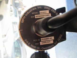 2008 Chevrolet Impala Police w/ Equipment Patrol Ready LED lightbar 2 Digital Cameras Radio St. Louis, Missouri 8