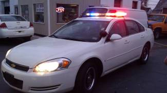 2008 Chevrolet Impala Police w/ Equipment Patrol Ready LED lightbar 2 Digital Cameras Radio St. Louis, Missouri