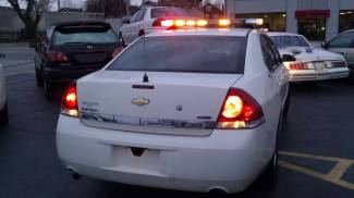 2008 Chevrolet Impala Police w/ Equipment Patrol Ready LED lightbar 2 Digital Cameras Radio St. Louis, Missouri 11