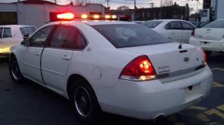 2008 Chevrolet Impala Police w/ Equipment Patrol Ready LED lightbar 2 Digital Cameras Radio St. Louis, Missouri 32