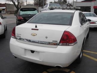 2008 Chevrolet Impala Police w/ Equipment Patrol Ready LED lightbar 2 Digital Cameras Radio St. Louis, Missouri 38