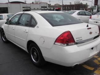 2008 Chevrolet Impala Police w/ Equipment Patrol Ready LED lightbar 2 Digital Cameras Radio St. Louis, Missouri 39