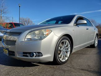 2008 Chevrolet Malibu LTZ | Champaign, Illinois | The Auto Mall of Champaign in Champaign Illinois