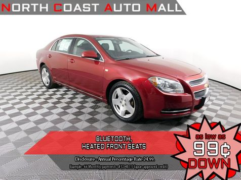 2008 Chevrolet Malibu As low as $799 DOWN in Cleveland, Ohio