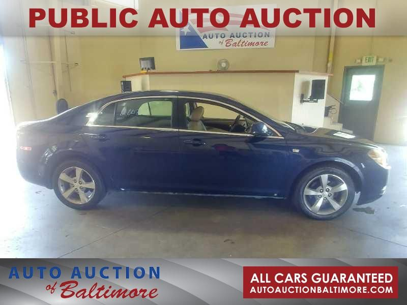 2008 Chevrolet Malibu LT w/2LT | JOPPA, MD | Auto Auction of Baltimore  in JOPPA MD