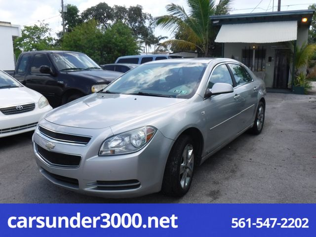 2008 Chevrolet Malibu LT w/1LT Lake Worth , Florida 2