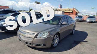 2008 Chevrolet Malibu LTZ CAR PROS AUTO CENTER (702) 405-9905 Las Vegas, Nevada