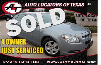 2008 Chevrolet Malibu LS | Plano, TX | Consign My Vehicle in  TX