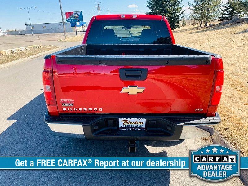 2008 Chevrolet Silverado 1500 4WD Crew Cab LTZ  city MT  Bleskin Motor Company   in Great Falls, MT