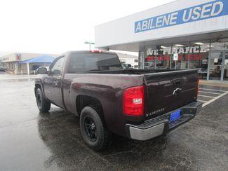 2008 Chevrolet Silverado 1500 Work Truck  Abilene TX  Abilene Used Car Sales  in Abilene, TX