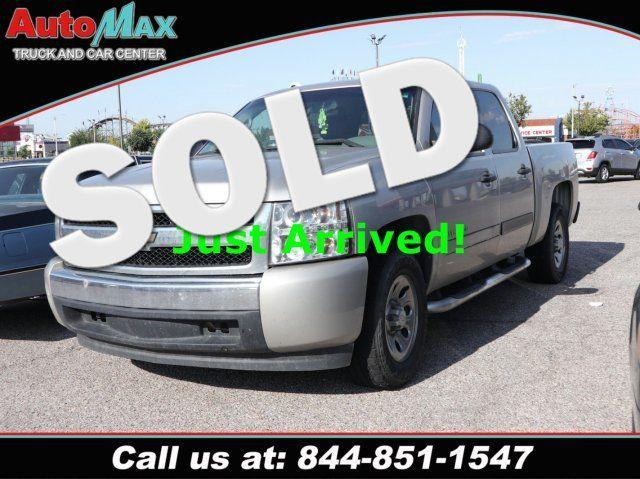 2008 Chevrolet Silverado 1500 LS in Albuquerque, New Mexico 87109