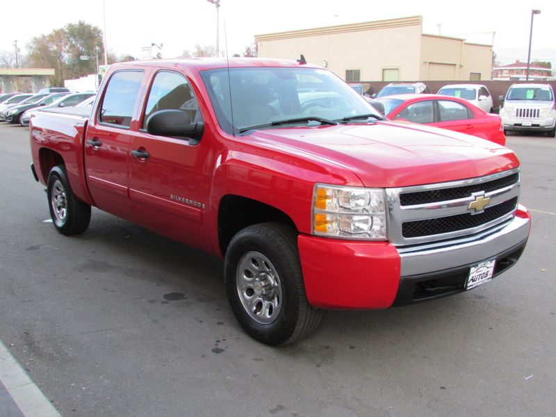 2008 Chevrolet Silverado 1500 Crew Cab LS 4X4  city Utah  Autos Inc  in , Utah
