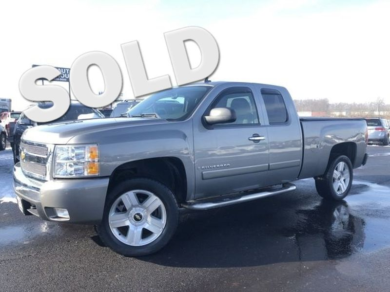 2008 Chevrolet Silverado 1500 LT w/1LT | Canton, Ohio | Ohio Auto Warehouse LLC in Canton Ohio