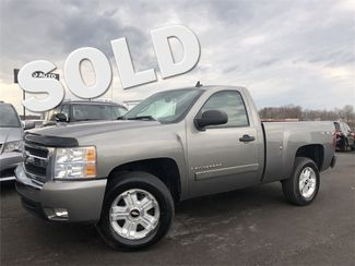 2008 Chevrolet Silverado 1500 LT 4x4 V8 We Finance | Canton, Ohio | Ohio Auto Warehouse LLC in Canton Ohio
