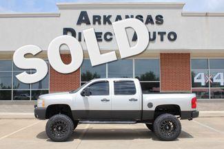 "2008 Chevrolet Silverado 1500 LT 9"" LIFT Z71 CREW CAB 4X4 Conway, Arkansas"