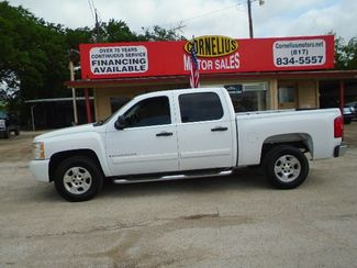 2008 Chevrolet Silverado 1500 LT w/1LT   Fort Worth, TX   Cornelius Motor Sales in Fort Worth TX