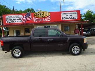 2008 Chevrolet Silverado 1500 LS   Fort Worth, TX   Cornelius Motor Sales in Fort Worth TX