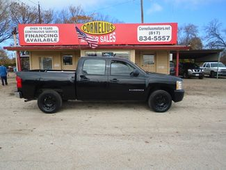 2008 Chevrolet Silverado 1500 Work Truck | Fort Worth, TX | Cornelius Motor Sales in Fort Worth TX