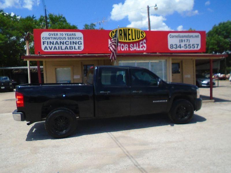 2008 Chevrolet Silverado 1500 Work Truck | Fort Worth, TX | Cornelius Motor Sales in Fort Worth TX