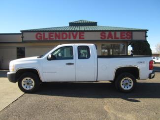 2008 Chevrolet Silverado 1500 Work Truck  Glendive MT  Glendive Sales Corp  in Glendive, MT