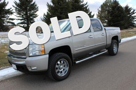 2008 Chevrolet Silverado 1500 LT w/1LT in Great Falls, MT