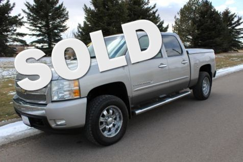2008 Chevrolet Silverado 1500 LT w/1LT in Great Falls, MT