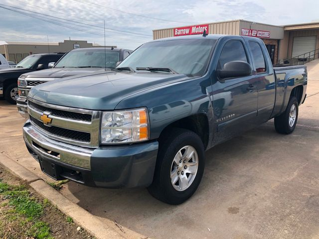 2008 Chevrolet Silverado 1500 LT w/1LT | Greenville, TX | Barrow Motors in Greenville TX