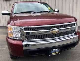 2008 Chevrolet Silverado 1500 LT w/1LT in Harrisonburg, VA 22801