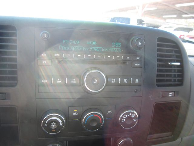 2008 Chevrolet Silverado 1500 Work Truck 4x4 Houston, Mississippi 14