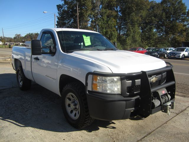 2008 Chevrolet Silverado 1500 Work Truck 4x4 Houston, Mississippi 2