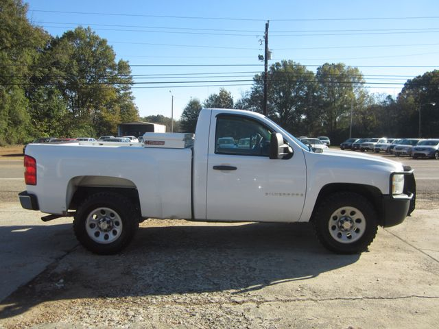 2008 Chevrolet Silverado 1500 Work Truck 4x4 Houston, Mississippi 3