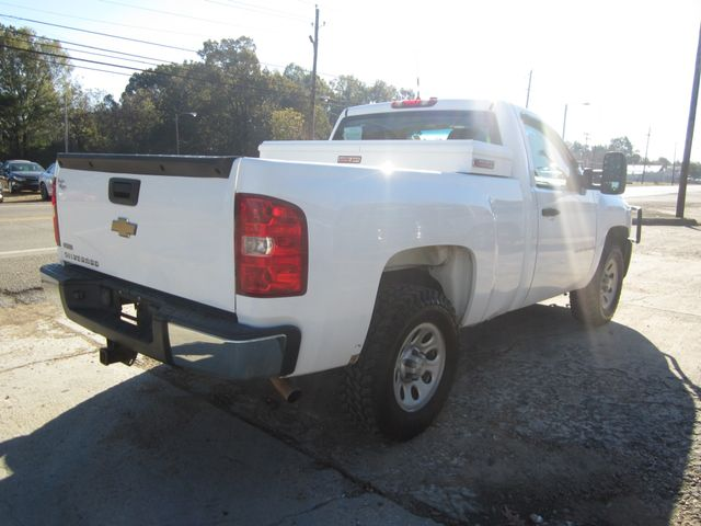 2008 Chevrolet Silverado 1500 Work Truck 4x4 Houston, Mississippi 4