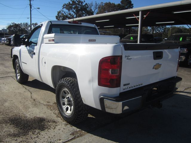 2008 Chevrolet Silverado 1500 Work Truck 4x4 Houston, Mississippi 5