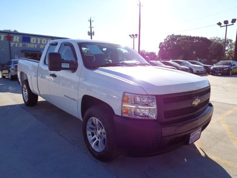 2008 Chevrolet Silverado 1500 Work Truck in Houston