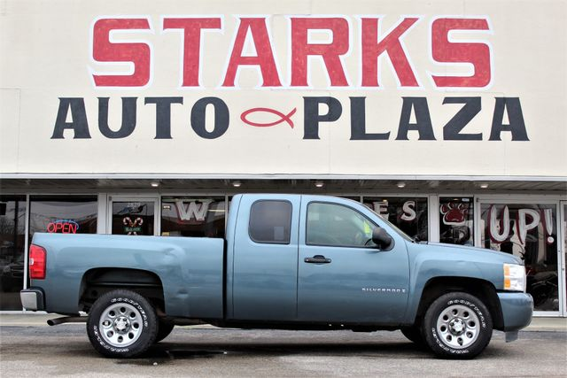 2008 Chevrolet Silverado 1500 Work Truck in Jonesboro, AR 72401