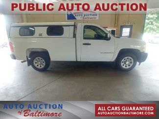 2008 Chevrolet Silverado 1500 Work Truck | JOPPA, MD | Auto Auction of Baltimore  in Joppa MD