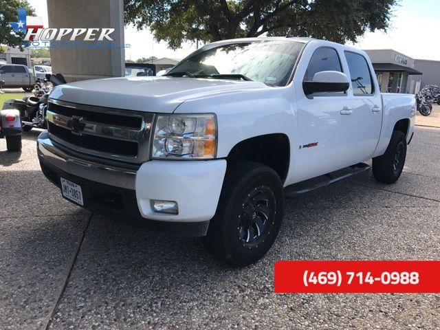 2008 Chevrolet Silverado 1500 LTZ LIFTED HLL
