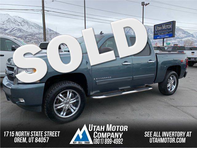 2008 Chevrolet Silverado 1500 LT w/2LT | Orem, Utah | Utah Motor Company in  Utah