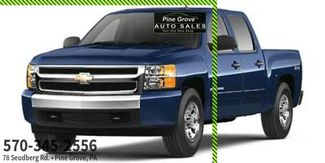 2008 Chevrolet Silverado 1500 LT w/1LT | Pine Grove, PA | Pine Grove Auto Sales in Pine Grove