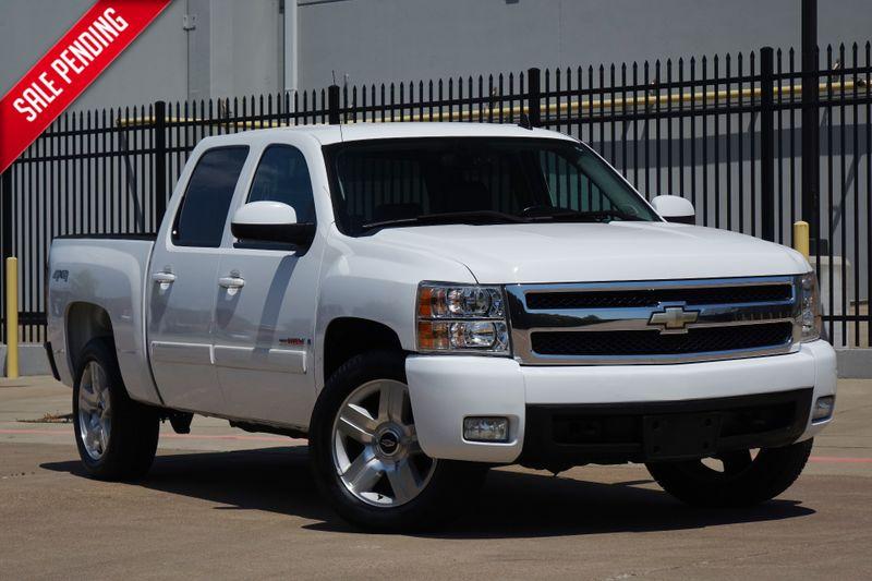 2008 Chevrolet Silverado 1500 LTZ 4x4* LTZ*Leather*4x4*Crew*Ez Finance** | Plano, TX | Carrick's Autos in Plano TX