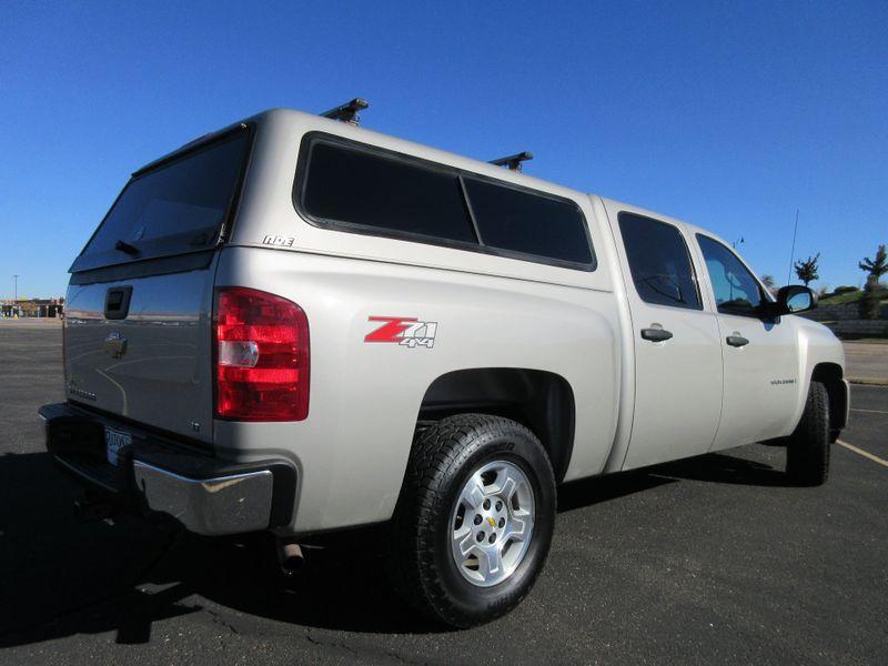 2008 Chevrolet Silverado 1500 LT Crew Cab 4X4  Fultons Used Cars Inc  in , Colorado