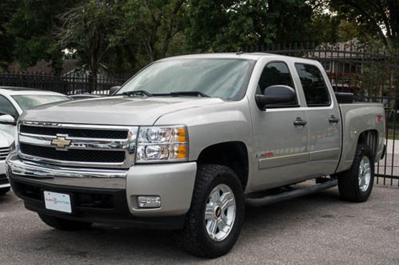 2008 Chevrolet Silverado 1500 LT w1LT   Texas  EURO 2 MOTORS  in , Texas