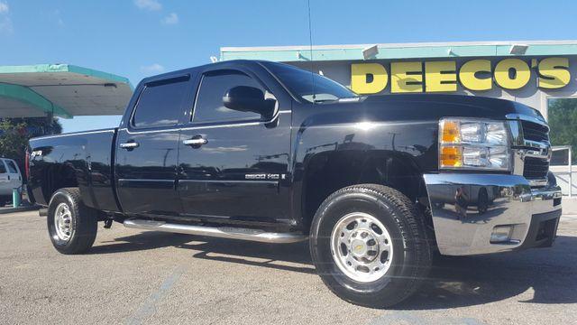 2008 Chevrolet Silverado 2500HD LTZ 4x4 Duramax Diesel in Fort Pierce FL, 34982